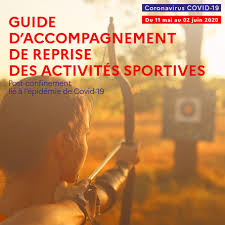 Guide d'accompagnement de reprise des activités sportives-Ministère des Sports